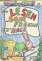 Lesen mit Biene, Frosch und Hase: Richtig einfach lesen mit dem Basiskonzept®, 1. Leseheft