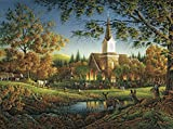 Buffalo Games - Terry Redlin - Sunday Morning - 1000 Piece Jigsaw Puzzle