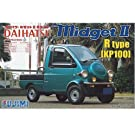 プラモデル インチアップシリーズ No.026 1/24 ダイハツ ミゼットII Rタイプ 1996