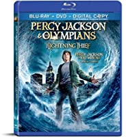 Percy Jackson/lightning Thief [Blu-ray]【DVD】 [並行輸入品]