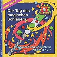 German Magic Bat Day in German: Kids Baseball Book for Ages 3-7 (Hometown All Stars)