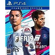 FIFA 19 Champions Edition 【限定版同梱物】•ジャンボプレミアムゴールドパック最大20個 •UEFA CHAMPIONS LEAGUE GOLD PLAYER PICK •7試合FUTレンタルアイテムのNeymar •7試合FUTレンタルアイテムのCristiano Ronaldo •FIFAサウンドトラックアーティストがデザインしたスペシャルエディションのFUTユニフォーム 同梱 - PS4