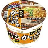 エースコック スーパーカップ1.5倍 ご当地鍋札幌編 かに鍋風味噌ラーメン 131g×12個