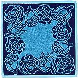 [ランバンオンブルー] レディース ハンカチーフ レディース ハンカチーフ 17408014B スカイブルー 日本 28cm×28cm (FREE サイズ)
