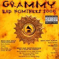2000 Grammy Rap Nominees
