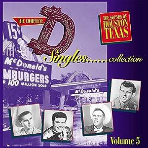VOL.5,THE D SINGLES 4-CD &