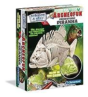 Educational Games - Creative Toys - Piranha-Fluorescent Kids 61242