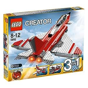 レゴ (LEGO) クリエイター・ソニックブーム 5892