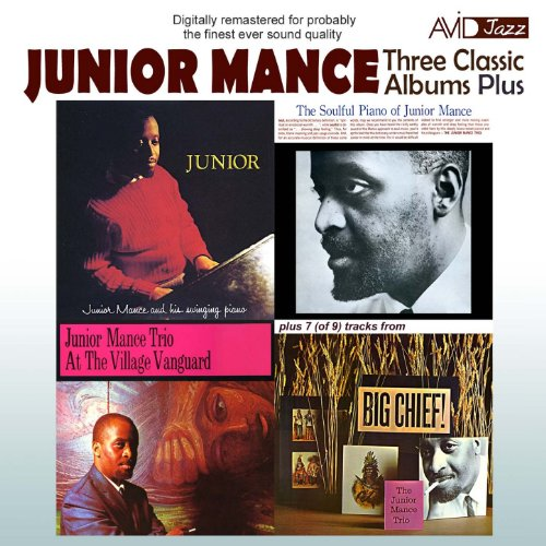 Three Classic Albums Plus (Jun...