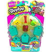 Shopkins Season 3 (5 Pack) Set 19 by Moose Toys [並行輸入品]