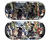 Fairy Tail 420 Vinyl Skin Sticker Cover Protector for Sony Playstation PS Vita PSV by Cool Colour [並行輸入品]