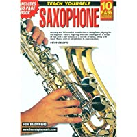 10 Easy Lessons-Saxophone [DVD] [Import]