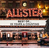 ALLiSTER 20th ANNIVERSARY BEST ALBUM 「BEST OF・・・ 20 YEARS & COUNTING」