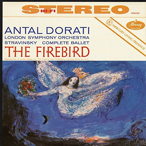 Stravinsky: the Firebird [12 inch Analog]