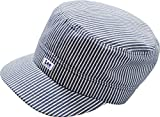 Lee(リー) CAP ワークキャップ 帽子 WORK CAP bm-lca99003 ホワイト×ブルー(ヒッコリー) フリー