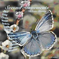 Second Movements (Bach  Chopin  Brahms  Beethoven
