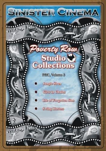 PRC, V-3 (Jungle Siren, Girls In Chains, Isle of Forgotten Sins, Swing Hostess.) by Sinister Cinema
