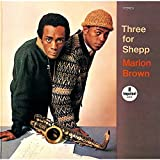 Three for Shepp by BROWN,MARION (2015-05-26) 【並行輸入品】