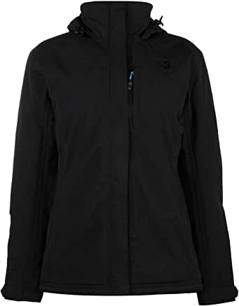 Karrimor Womens Padded Jacket Ladies XS (日本サイズS相当 ) Black