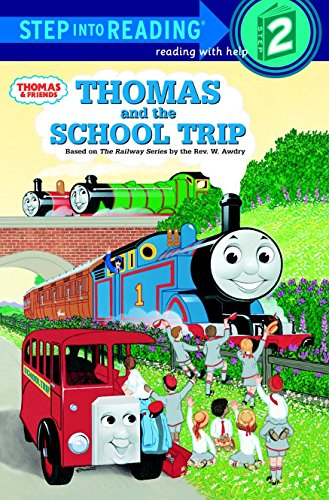 Thomas and the School Trip (Step Into Reading, Step 2 Book)の詳細を見る