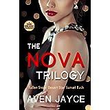 The NOVA Trilogy: A Dark New Adult Romance (Fallen Snow, Desert Star, Sunset Rush)