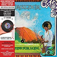 Just For Love - Cardboard Sleeve - High-Definition CD Deluxe Vinyl Replica by Quicksilver Messenger Service