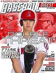 Baseball Digest [US] July - August 2018 (単号)<大谷翔平選手表