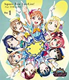ラブライブ! サンシャイン!! Aqours First LoveLive! ~Step! ZERO to ONE~ Blu-ray (Day1)/Aqours
