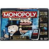Monopoly Ultimate Banking - Electronic Family Board Game
