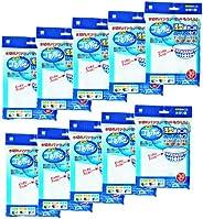 【Amazon.co.jp限定】小久保  ゴミポン 浅型排水口用 ストッキングタイプ 30枚入 10個パック