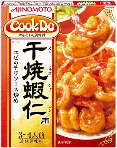 味の素 Cook Do 干焼蝦仁用 110g