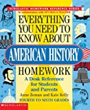 Everything You Need to Know About American History (Everything You Need to Know about (Scholastic Paperback))