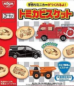 トミカビスケット 6個入 Box(食玩)