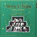 Twice 1stアルバム リパッケージ - Merry Happy (ランダムバージョン)
