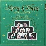 Twice 1stアルバム リパッケージ - Merry & Happy (ランダムバージョン)/