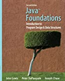 Java Foundations: Introduction to Program Design and Data Structures (Lewis)