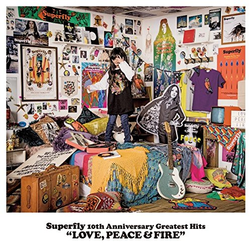 Superfly 10th Anniversary Greatest Hits『LOVE, PEACE & FI・・・