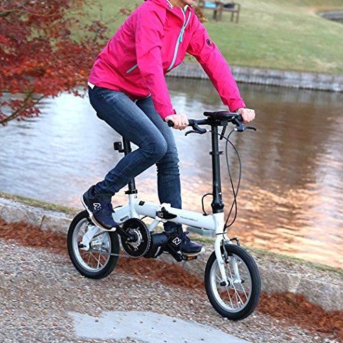 折りたたみ電動アシスト自転車 ULTRA LIGHT E-BIKE 8枚目のサムネイル