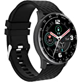 Smart Watch, Hongmed Fitness Watch With Blood Pressure Oxygen Monitor for Android Phones and iPhone Compatible, Waterproof Fi