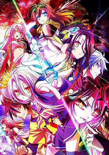 映画「 ノーゲーム・ノーライフ ゼロ 」限定版( イベントチケット優先販売申込券 ) [Blu-ra...