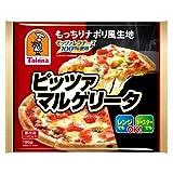 トロナジャパン ●電子レンジOK● ピッツァ マルゲリータ 1枚(195g)(もっちりナポリ風ピザ)(冷凍食品)