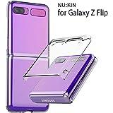 araree Nu:kin(アラリーヌーキン) Galaxy Z Flip ケース AR18713GZF