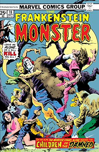 Download Frankenstein (1973-1975) #18 (English Edition) B014QCM0Y6
