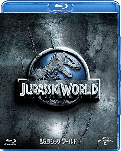 ジュラシック・ワールド [Blu-ray] -