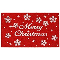 Home & More 101971729 Christmas Stars Doormat [並行輸入品]