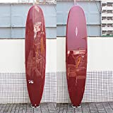 SURFTECH/サーフテック トゥルハーストサーフボード ハーレーイングルビー ALL WINE 9'2 ロングボード
