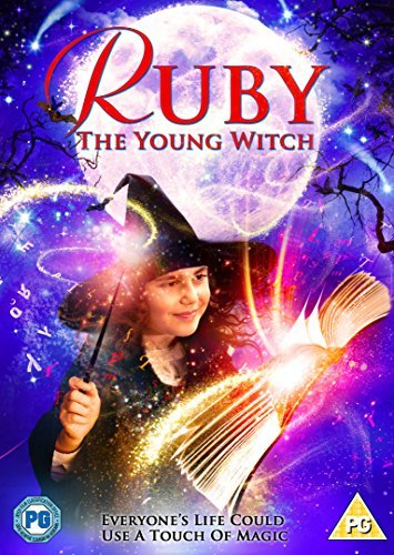 Ruby Strangelove The Young Witch [DVD] by Ed Stoppard