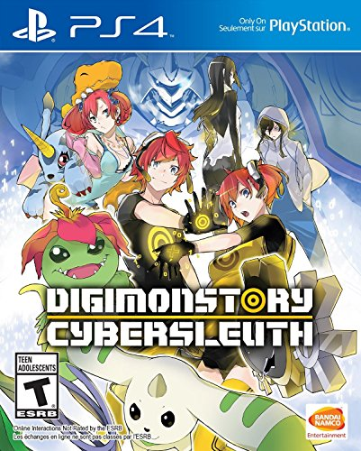Namco Games Amer Digimon Story Cyber Sleuth (輸入版:北米) - PS4