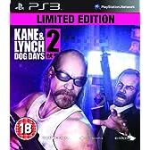 Kane & Lynch 2 dog Days (PS3) (???)