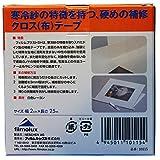 フィルムルックス 寒冷紗テープ フィルムプラストSH 2cm×25m 10115 画像